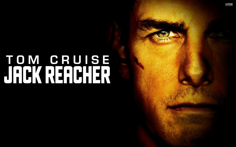 10 REASONS WHY THE SPARTAN WOULD KICK JACK REACHER'S ASS