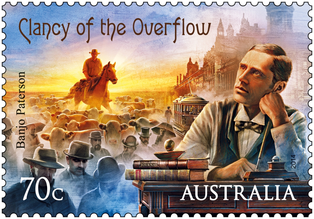 clancy of the overflow by a.b patterson essay Clancy of the overflow  ab 'banjo' paterson ( andrew barton paterson ) 1864 - 1941  banjo paterson was born at narambla station, new south wales but.